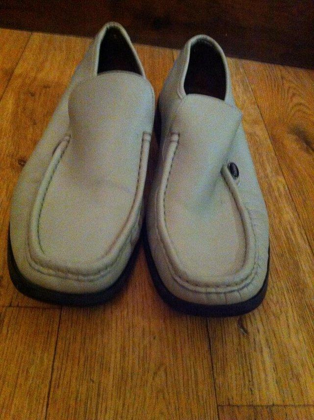 5ee97321667 Size 8 casual loafer by Base Good condition as only worn a handful of times  From a smoke free home Any questions please ask Please see all our other ...