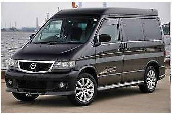 Preview of the first image of Mazda Bongo Campervan and MPV at Best UK prices!.