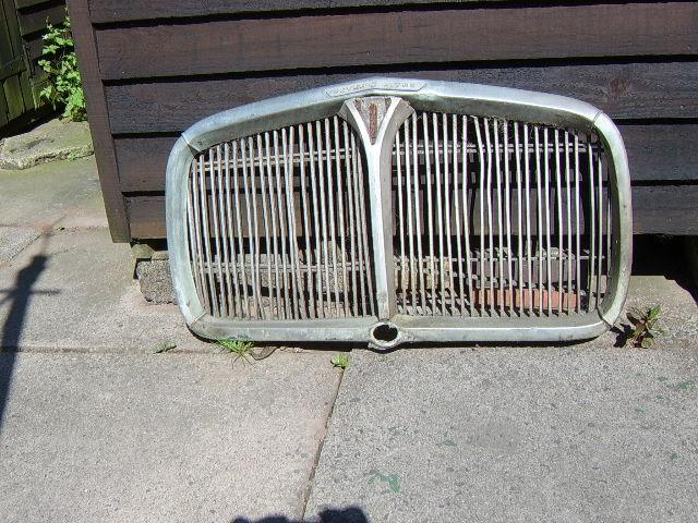 Preview of the first image of Rover 3 litre grill.