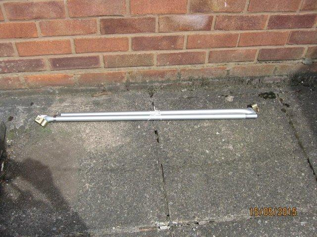Preview of the first image of Awning mid height rail.