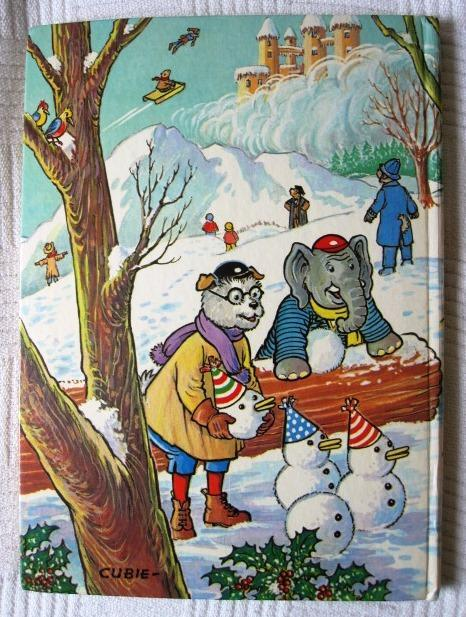Image 2 of Daily Express Rupert Bear Annual  -  1974