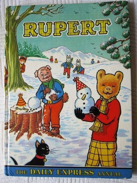 Image 3 of Daily Express Rupert Bear Annual  -  1974