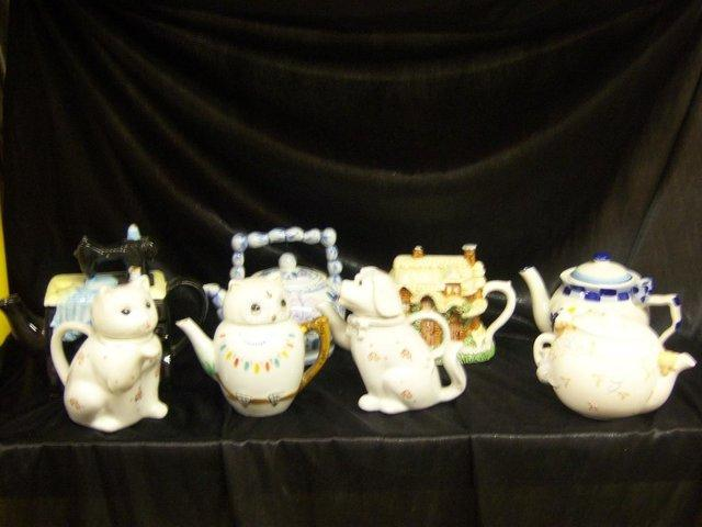 Image 2 of Tea Pots