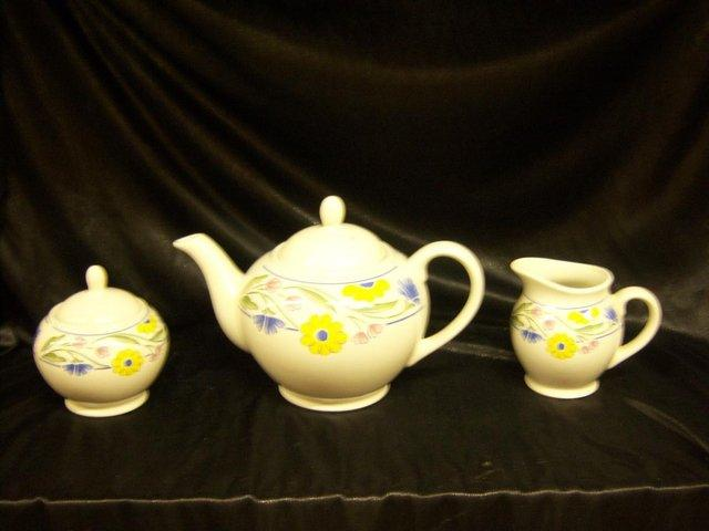 Preview of the first image of Staffordshire table ware.