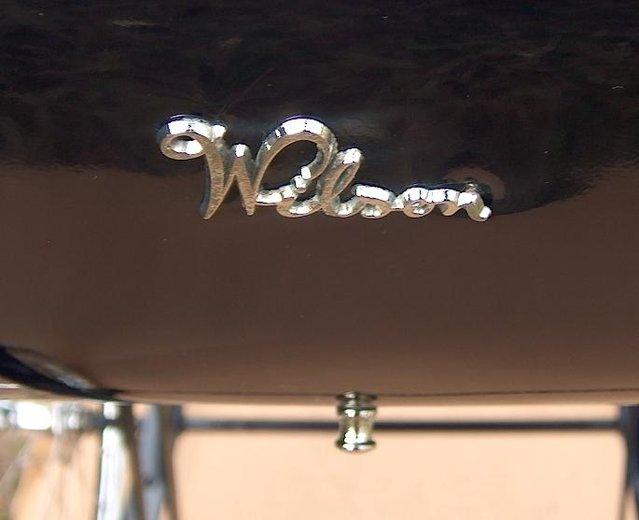 Image 2 of SILVER CROSS WILSON SILVERSHADOW COACHBUILT PRAM RESTORED