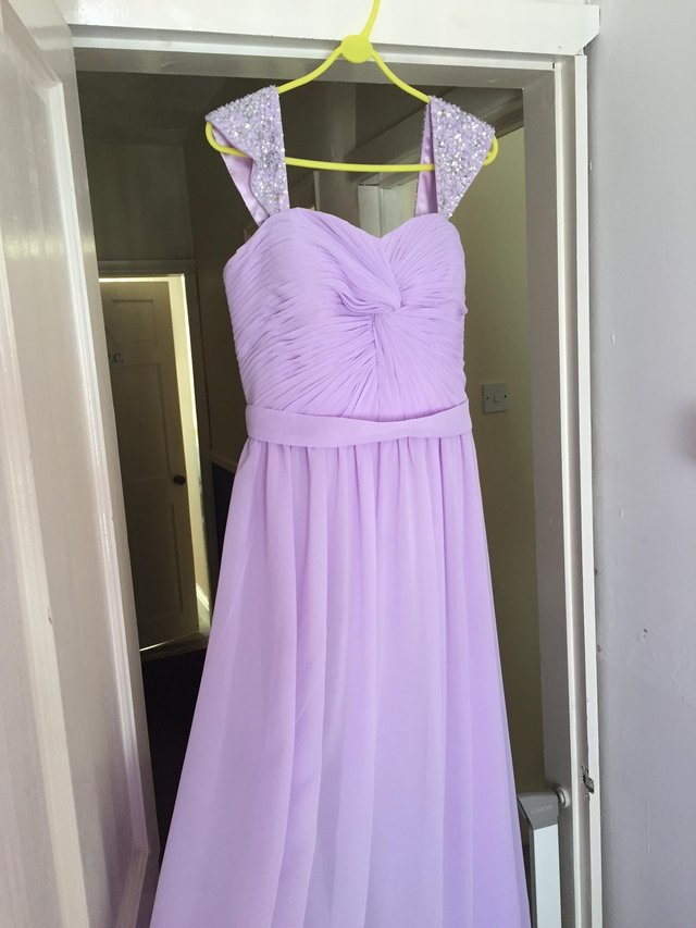 pastel bridesmaid dresses - Second Hand Wedding Clothes and Bridal ...