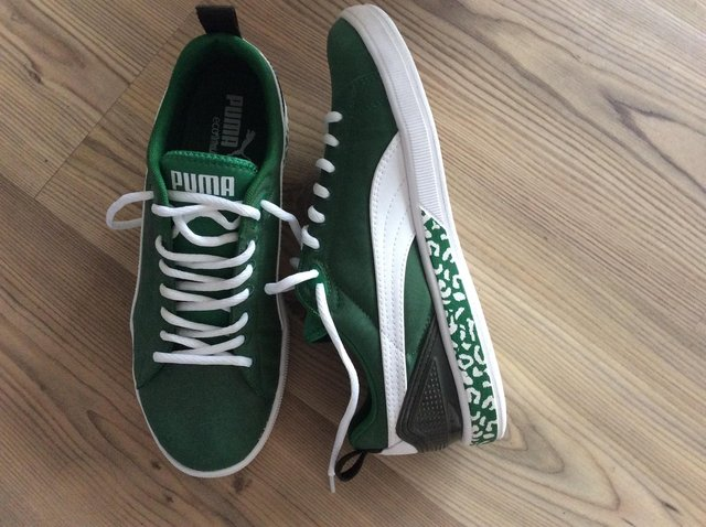new product 51807 b15b2 Puma Future Suede Low Lite Animal Trainers Green For Sale in Colchester,  Essex | Preloved
