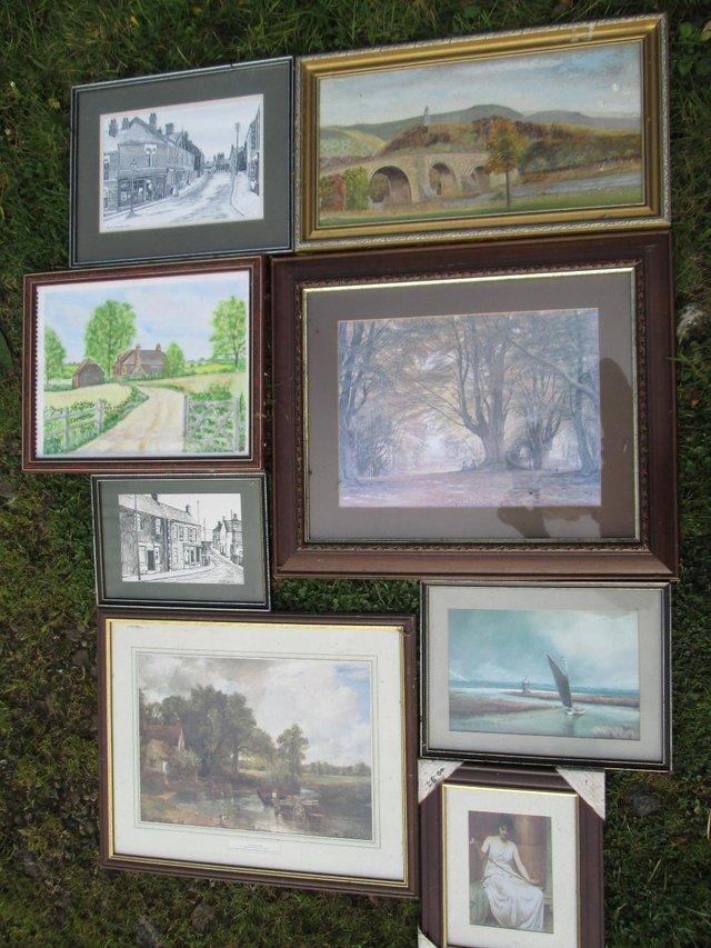 assorted picture frames - Local Classifieds, Buy and Sell in the UK ...