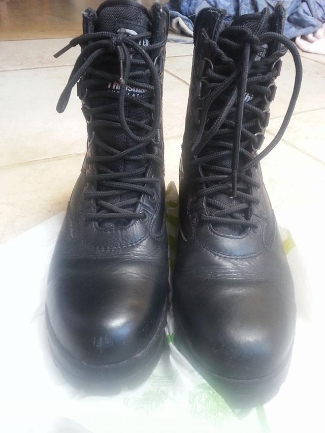 68fa22a405b army boots - Local Classifieds | Preloved