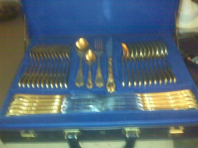 solingen gold plated cutlery - Local Classifieds | Preloved