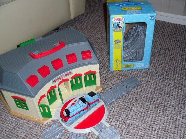 Image 2 of Thomas The Tank Tidmouth Sheds