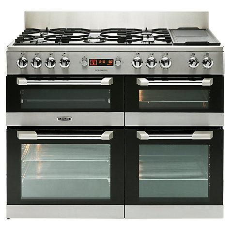 Preview of the first image of LEISURE CUISINEMASTER 110CM DUAL FUEL RANGE COOKER - SUPERB!.
