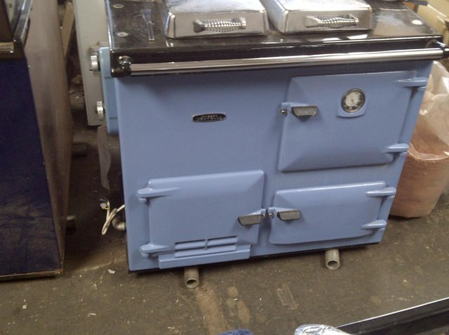 Image 3 of gas rayburn nouvelle ,gd80 and 380G/L wanted