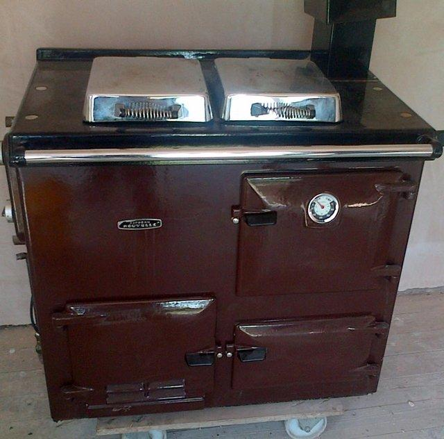 Image 4 of gas rayburn nouvelle ,gd80 and 380G/L wanted