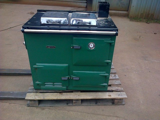 Image 5 of gas rayburn nouvelle ,gd80 and 380G/L wanted