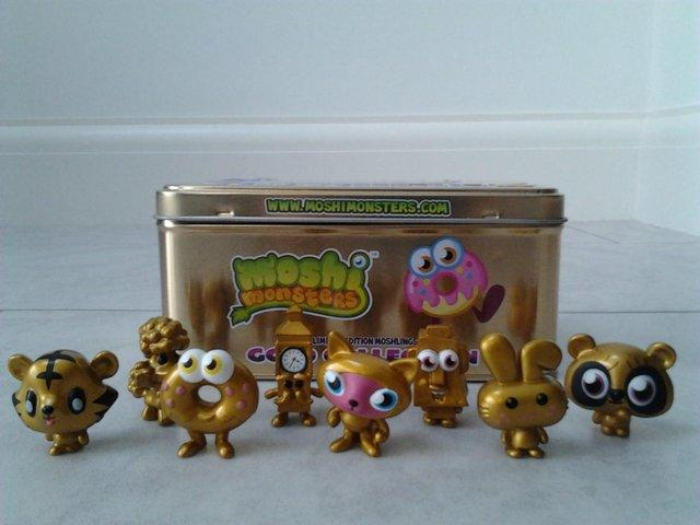 Image 2 of Moshi Monsters Limited Edition Gold Collection 2