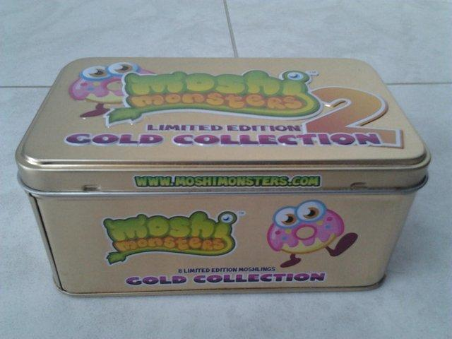 Image 3 of Moshi Monsters Limited Edition Gold Collection 2