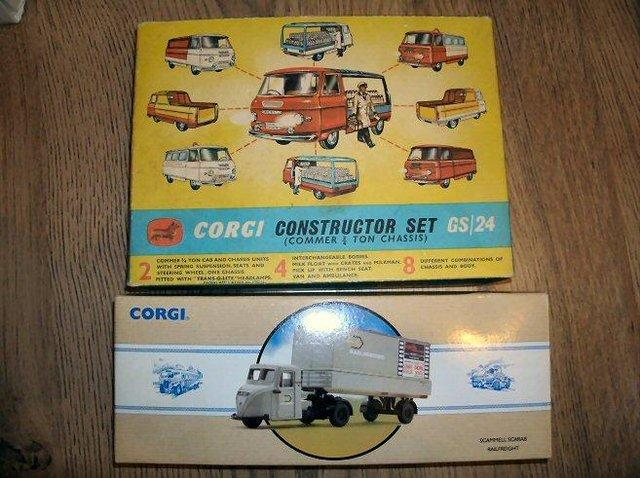 Image 2 of Collection of Dinky Corgi etc