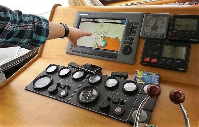 Image 3 of 12m Linssen International cruising live-aboard