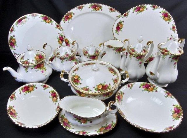 Old Tea Sets Collectible China And Glass Buy And Sell