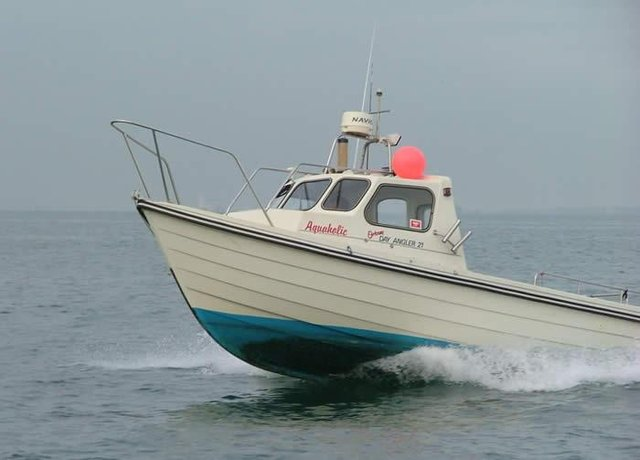 Wanted Fishing Boat With Trailer And Outboard