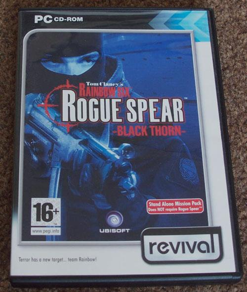 Preview of the first image of TOM CLANCYS ROGUE SPEAR PC GAME.