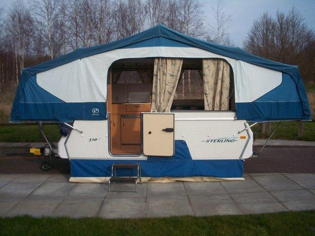 WANTED ANY CONWAY PENNINE TRIGANO DANDY OR CAMPLET FOLDING CAMPER / TRAILER TENT. ANY MODEL. ANY AGE. ANY PRICE RANGE. I OFFER A FAST ... & dandy - Used Trailer Tents Buy and Sell in the UK and Ireland ...