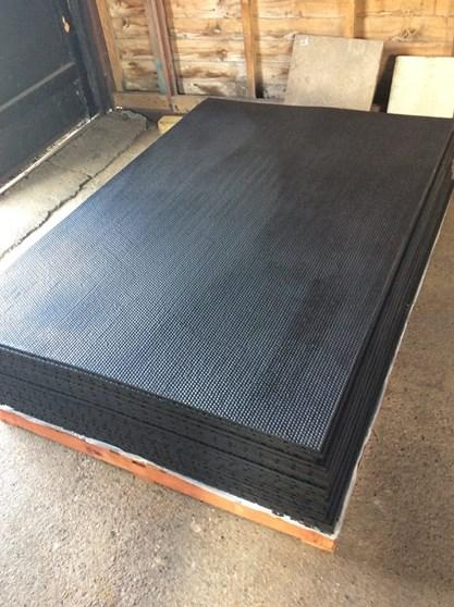 Image 2 of stable matting