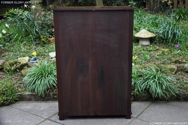 Image 13 of TITCHMARSH & GOODWIN SERVING TABLE DRINKS WINE CABINET STAND