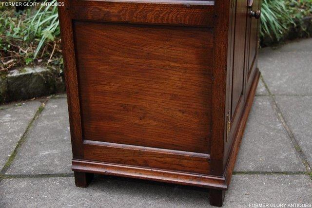 Image 25 of TITCHMARSH & GOODWIN SERVING TABLE DRINKS WINE CABINET STAND