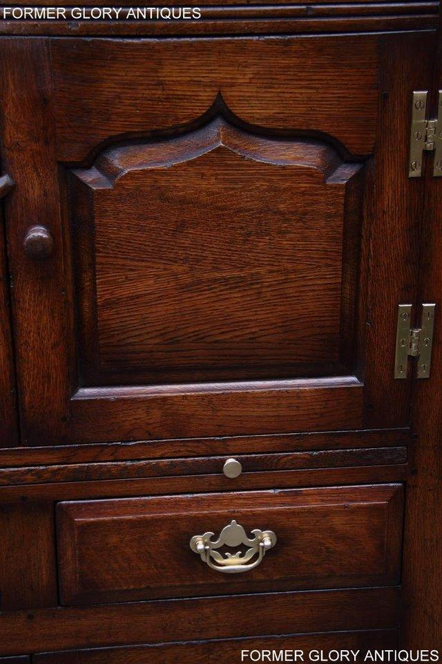 Image 35 of TITCHMARSH & GOODWIN SERVING TABLE DRINKS WINE CABINET STAND