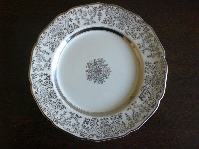 Johnson Bros Victorian Plate & Johnson Bros Victorian Plate For Sale in Bishops Castle Shropshire ...