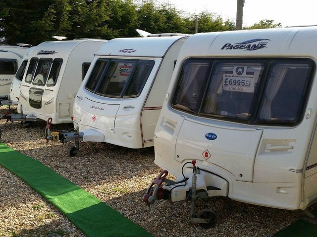 Preview of the first image of Caravan Sales Hampshire.