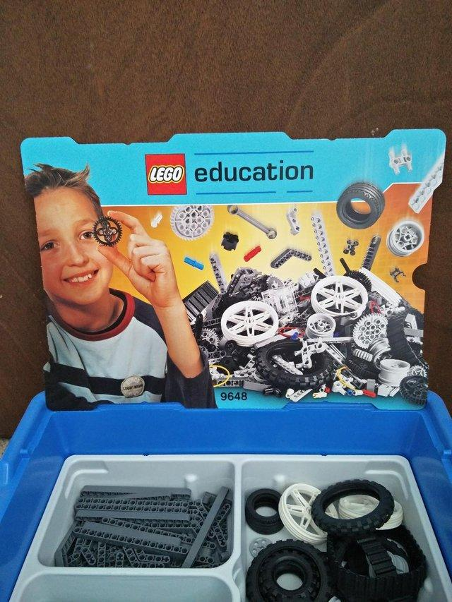 Image 2 of Lego Education Resource Set ideal for NXT - 9648