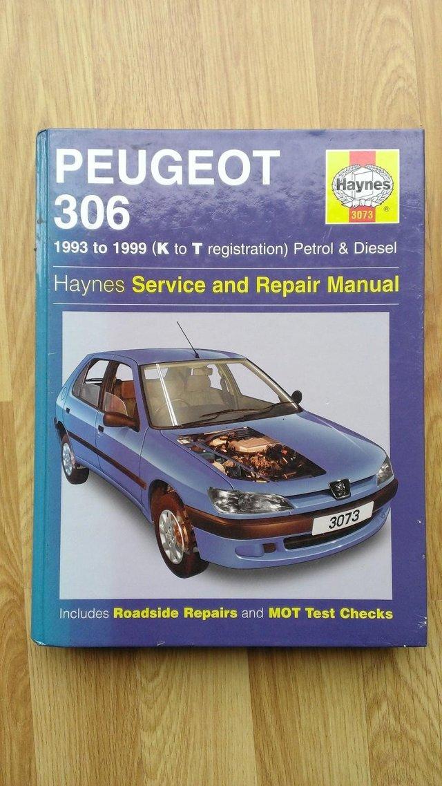 haynes manual peugeot 306 for sale in twyford berkshire preloved rh preloved co uk haynes manual peugeot 306 pdf service manual peugeot 306