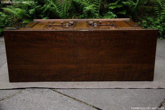 Image 22 of NIGEL RUPERT GRIFFITHS OAK DRESSER BASE SIDEBOARD HALL TABLE