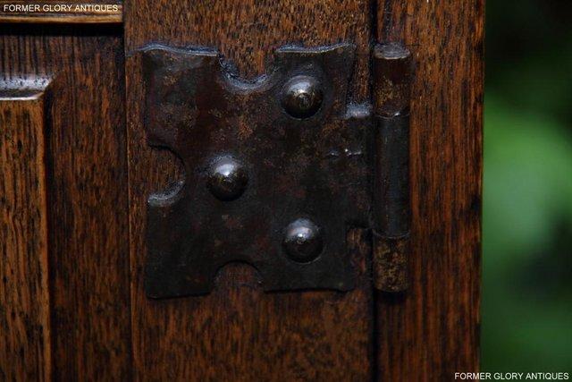 Image 23 of NIGEL RUPERT GRIFFITHS OAK DRESSER BASE SIDEBOARD HALL TABLE