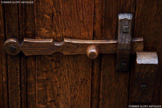 Image 54 of NIGEL RUPERT GRIFFITHS OAK DRESSER BASE SIDEBOARD HALL TABLE