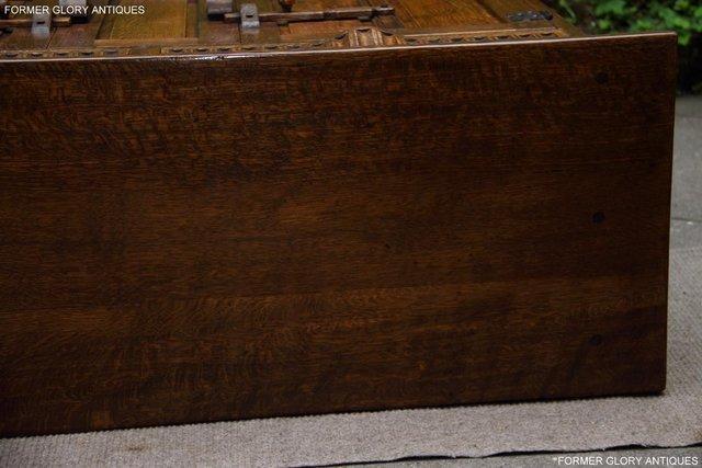 Image 61 of NIGEL RUPERT GRIFFITHS OAK DRESSER BASE SIDEBOARD HALL TABLE
