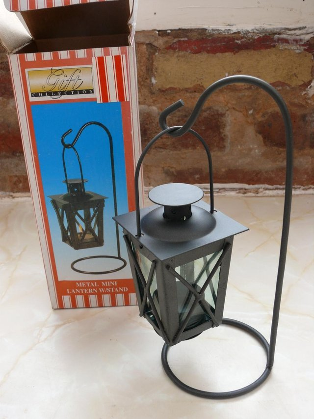 Small Wrought Iron Decorative Lanterns For Sale In Lapworth
