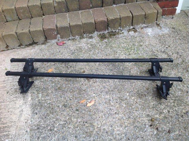 Thule 127cm Rapid System Roof Bars Foot Kit For Bmw For Sale In Sheffield South Yorks Preloved
