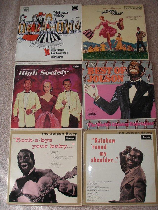 docs vintage records and collectables