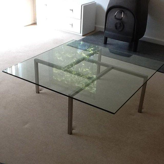 Image 3 of Modernist / Retro Glass Coffee Table