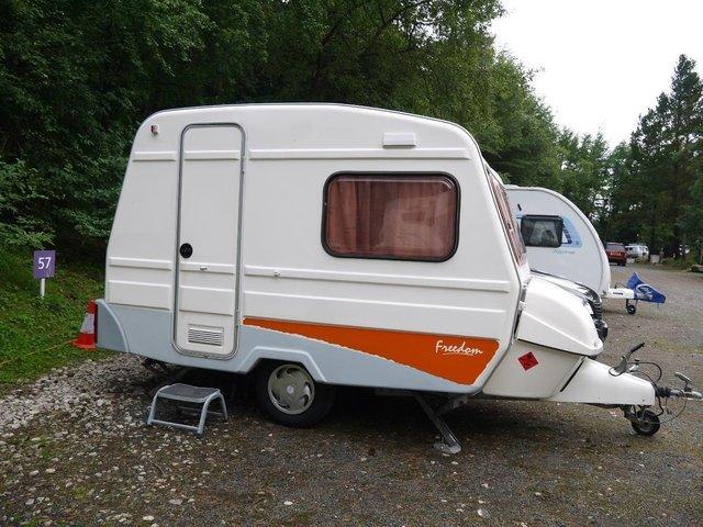 freedom - Used Touring Caravans, Buy and Sell | Preloved