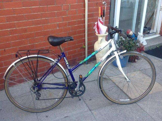 Apollo Bicycle Second Hand Bicycles Buy And Sell In The Uk And