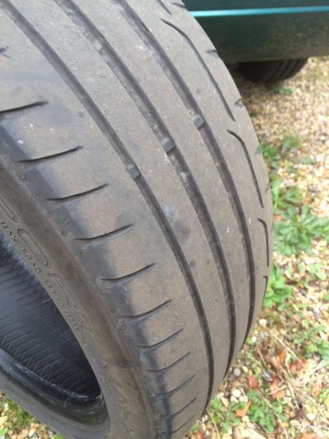mini cooper s tyres
