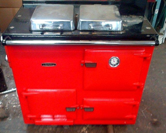 Image 6 of gas rayburn nouvelle ,gd80 and 380G/L wanted