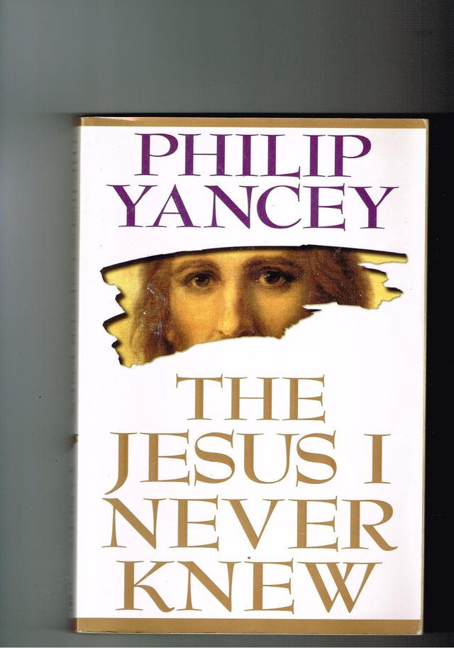 the jesus i never knew by phillip Based on philip yancey's gold medallion book of the year on the life of christ, the jesus i never knew is a six-session small group bible study (dvd/digital video.