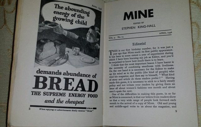 Image 5 of Rare April 1936 Special Olympics Edition Of MINE