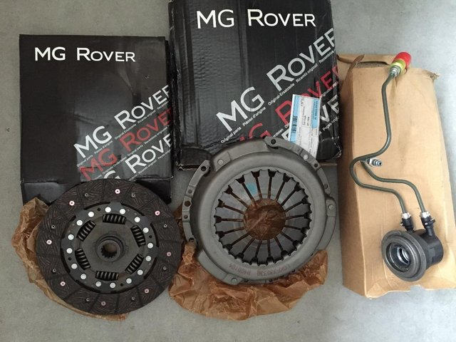 Preview of the first image of Brand new genuine Rover/MG Clutch for Rover 75,V8/MG ZT+T,.